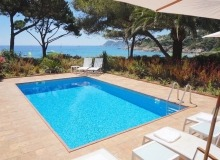 villa for let escalouis escalet swimming pool