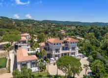 villa for rent louise la croix valmer domaine louise property birdview