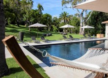 villa for rent louise la croix valmer domaine louise pool hammock