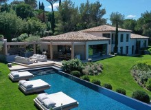 villa for rent camelia les parcs property bird view
