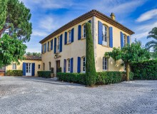 villa for rent perla route des plages st tropez outdoors
