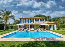 villa for rent perla route des plages st tropez swimming pool