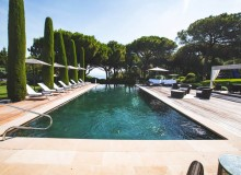 villa for sale white parrot les parcs st tropez swimming pool