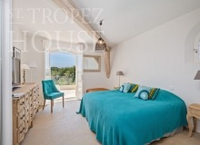 Luxury Family Villa Cap Bastide for Rent in Saint Tropez - bedroom 1