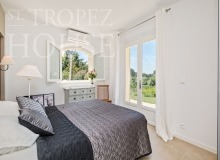 Luxury Family Villa Cap Bastide for Rent in Saint Tropez - bedroom