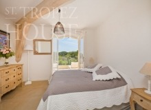 Luxury Family Villa Cap Bastide for Rent in Saint Tropez - bedroom 2