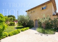 Luxury Family Villa Cap Bastide for Rent in Saint Tropez - house