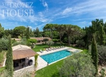 villa for rent pampelonne beach vieilles pierres property pool