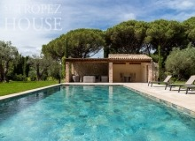 villa for rent pampelonne beach vieilles pierres pool house