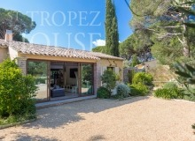 Luxury Sea Side Villa Vieilles Pierres in Saint Tropez - house