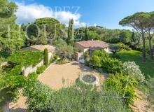 Luxury Sea Side Villa Vieilles Pierres in Saint Tropez - house view