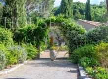 Luxury Sea Side Villa Vieilles Pierres in Saint Tropez - garden