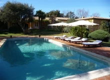 Rent Villa Girolles Ramatuelle -  swimming pool
