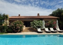 Rent Villa Muse St Tropez Gassin - heated swimming pool