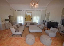 Rent Villa Angelia St Tropez - living room