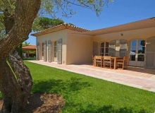 Rent Villa Angelia St Tropez - 4 bedroom villa with garden
