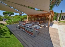 Rent Villa Angelia St Tropez - terrace