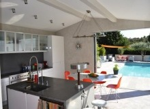 Rent or Buy Villa Vamarine la Croix Valmer - outdoor kitchen