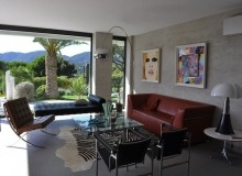 Rent or Buy Villa Vamarine la Croix Valmer - living room with sea view