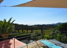 Rent or Buy Villa Vamarine la Croix Valmer - balcony sea view