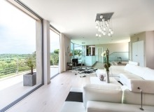 Villa in Ramatuelle - living room