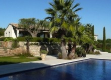 Villa Mandalaure in Saint Tropez - Main view