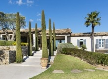 villa for rent route des plages st tropez mandalaure property