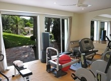 Rent Villa Maison du Capon St Tropez - gym