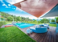 Villa Elegante in Pampelonne - swimming pool