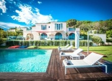 Villa Elegante in Pampelonne - house with pool
