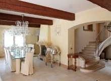 st tropez luxury villa for rent_living room