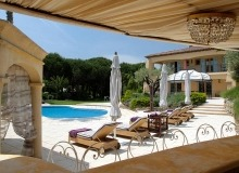 st tropez luxury villa for rent_swimming pool