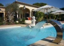 luxury villa for rent in pampelonne_swimming pool